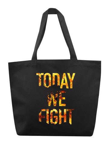 Today Fight Tote