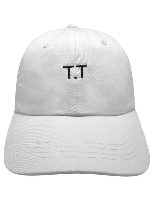 T.T Dad Hat Dad Hat AKP White