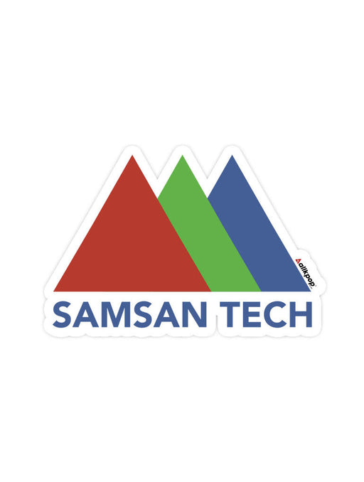 Samsan Tech Sticker