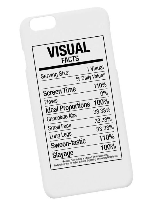 Visual Fact Case