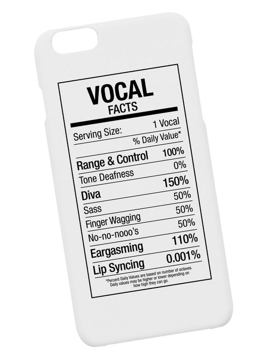 Vocal Fact Case