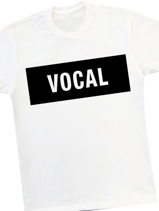 Vocal Tee