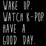 Wake Up K-Pop Crew