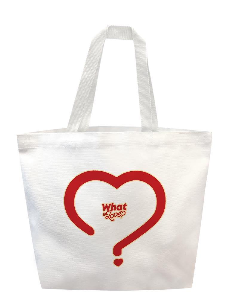 What is Love Heart Tote
