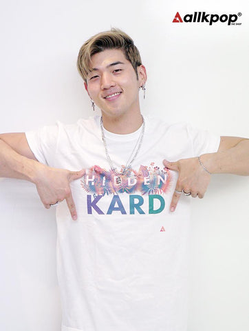 Official Hidden KARD Tee