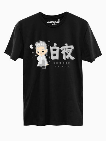 White Night Chibi Tee