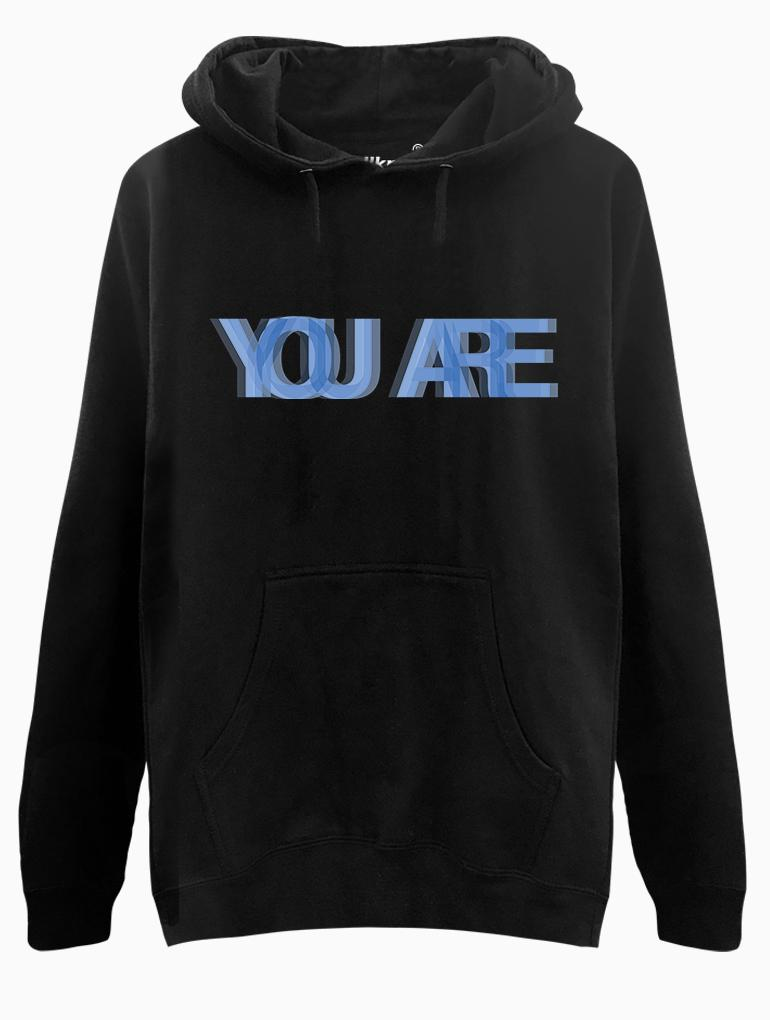 You Are Blur Hoodie