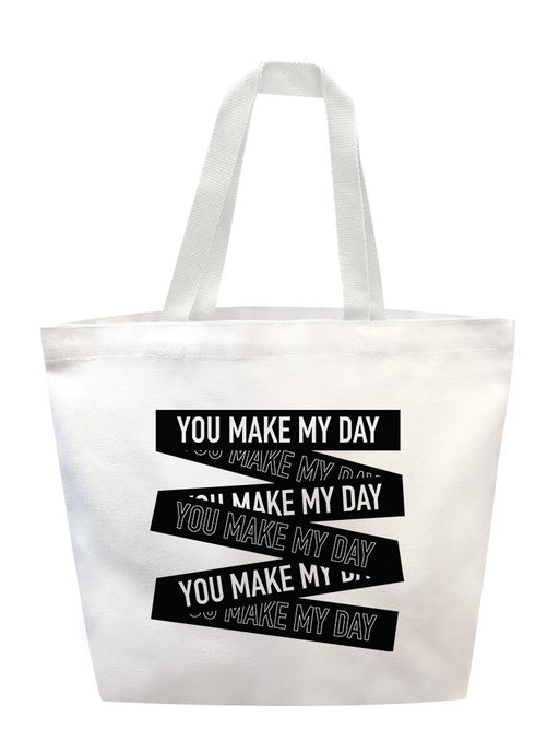 Make My Day Tote