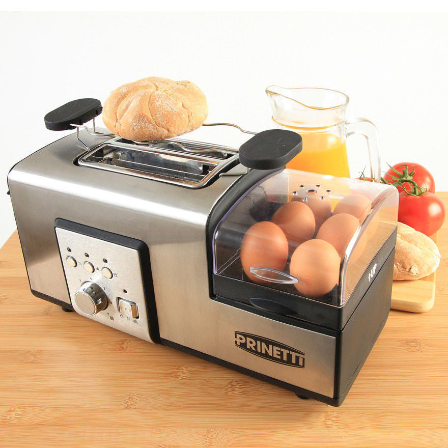 Toaster And Egg Cooker Ez Innovations