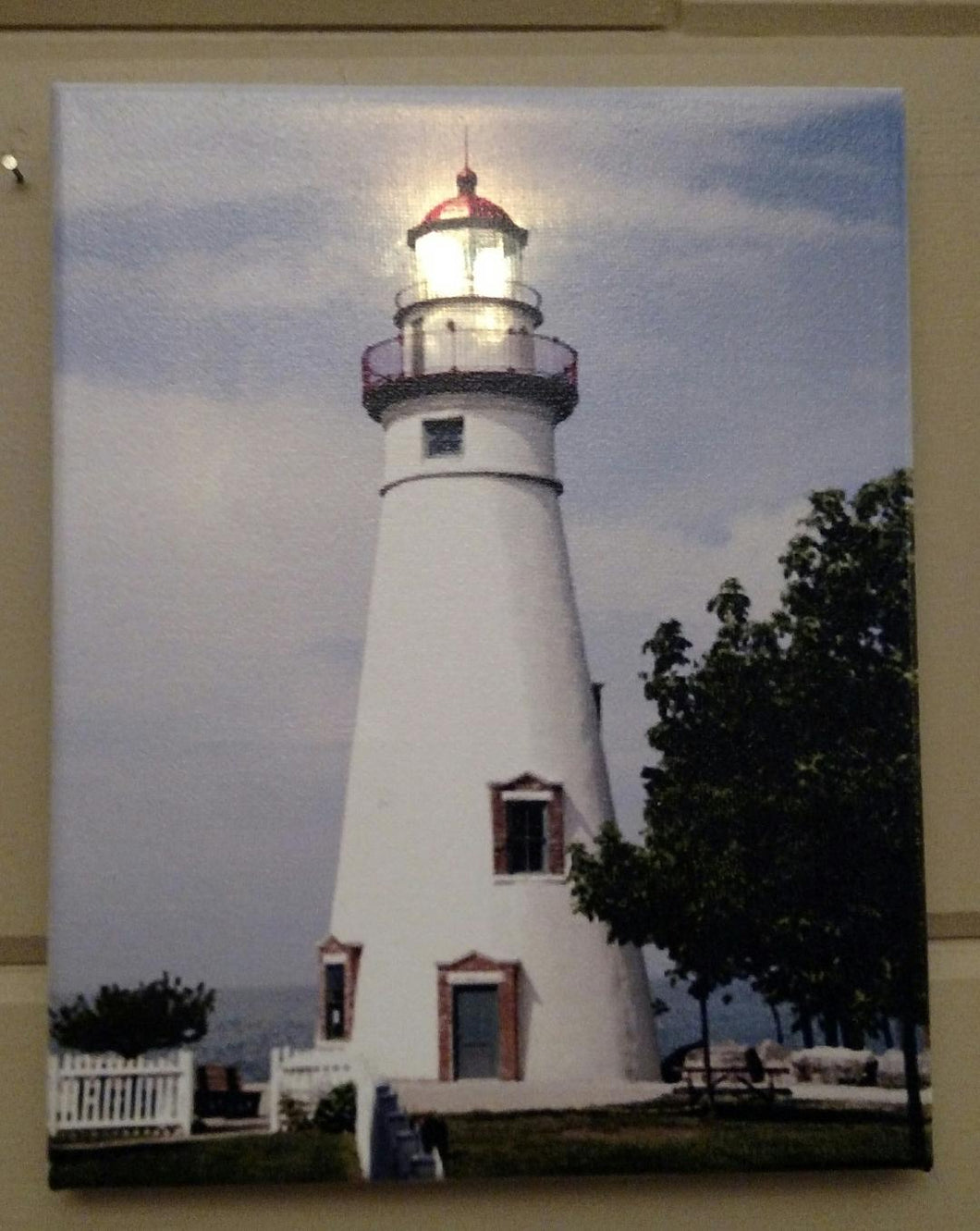 Marblehead Lighthouse Canvas