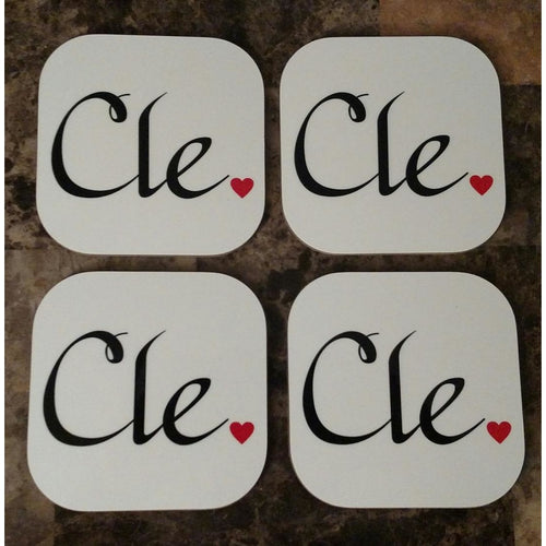 CLE Coasters - Incredible Keepsakes