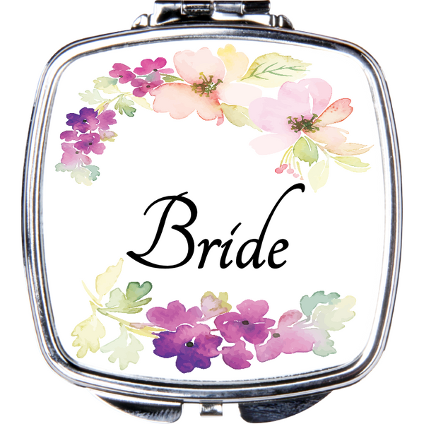 Bride Compact Mirror - Incredible Keepsakes