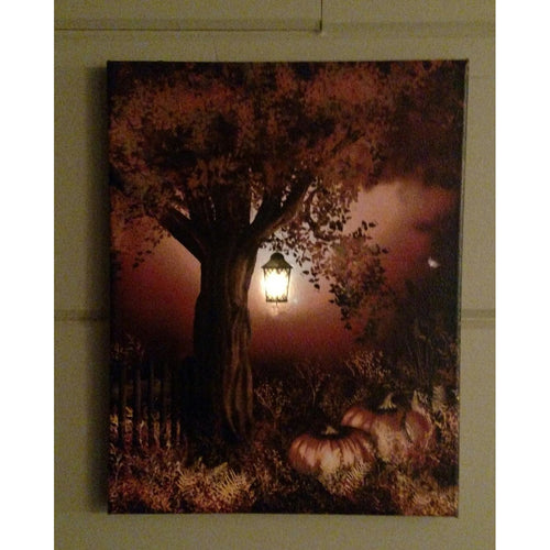 Fall Harvest Canvas - Incredible Keepsakes