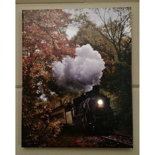 Fall Steamer Canvas - Incredible Keepsakes
