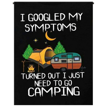 Symptoms Garden Flag - Incredible Keepsakes
