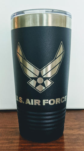 Air Force Tumbler
