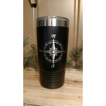 Compass Tumbler - Incredible Keepsakes
