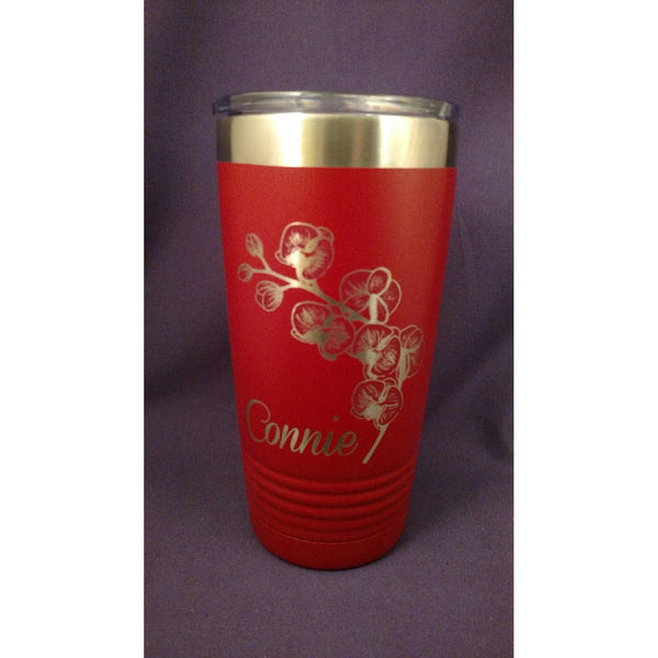 Orchid Tumbler - Incredible Keepsakes