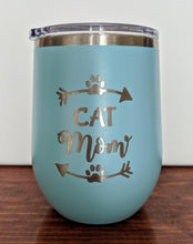 Pet Mom Stemless Wine Glass