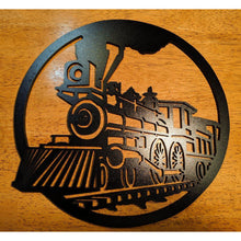 Train Wood Wall Art - Incredible Keepsakes