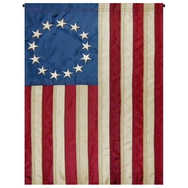 Betsy Ross Garden Flag - Incredible Keepsakes