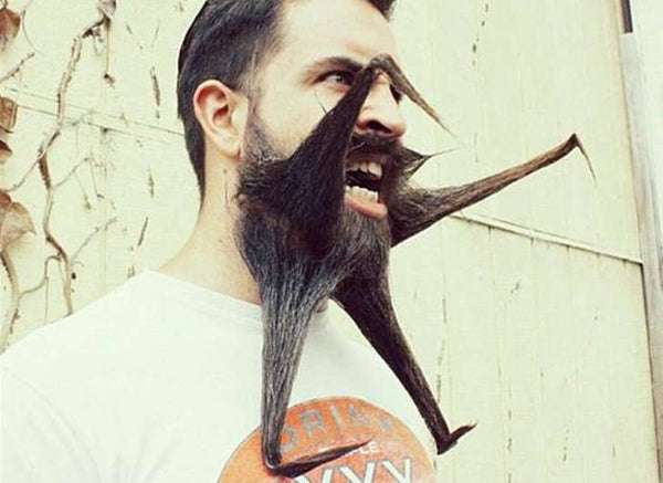 Spiked Out Long Beard