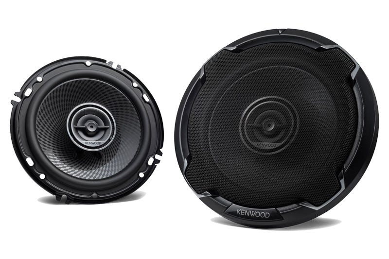 "Kenwood KFC-1696PS 6.5"" Coaxial Speakers - Lockdown Security"
