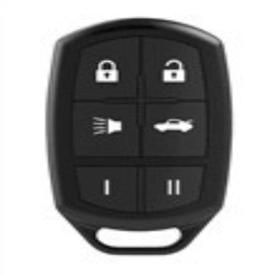 Universal Car Remote 300-0247 OEM Keyless Entry Replacement Key Fob - Lockdown Security