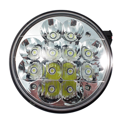 "Lumens SLD5 5.75"" Round LED Sealed Beam Conversion - Lockdown Security"