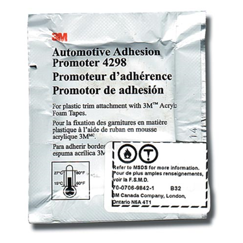 3M 4298 Adhesion Promoter Wet Wipes | 10 Pack - Lockdown Security