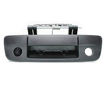 Crux CDR-02 Dodge Ram Tail Gate Handle Back Up Camera - Lockdown Security