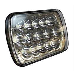 "Lumens SLD57 5""X7"""" LED Sealed Beam Conversion - Lockdown Security"