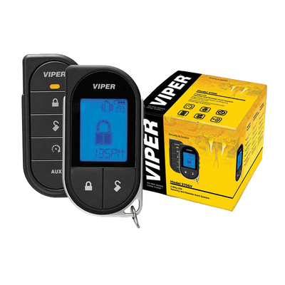 Viper 5706V 2-Way Alarm & Starter - Lockdown Security