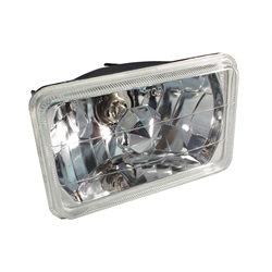 "Lumens SL4X6 4""x6"" Sealed Beam Conversion Assembly - Lockdown Security"