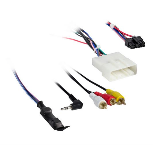 Axxess AXBUCS-NI246V | AX-NIS24SWC-6V Backup Camera Retention Harness - Lockdown Security