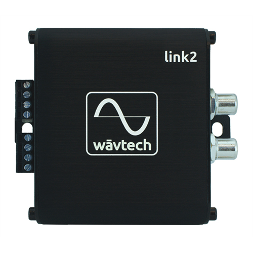 Wavtech LINK2 2 channel Line Output Convertor