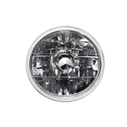 "Lumens SL7 7"" Round Sealed Beam Conversion Assembly - Lockdown Security"