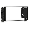 Metra 95-7321 Kia Rio 06-09/Sportage 05-09| Hyundai Accent 06-09/ Double Din Dash Kit - Lockdown Security