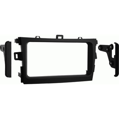 Metra 95-8223 09-13 Toyota Corolla Double DIN Dash Kit - Lockdown Security