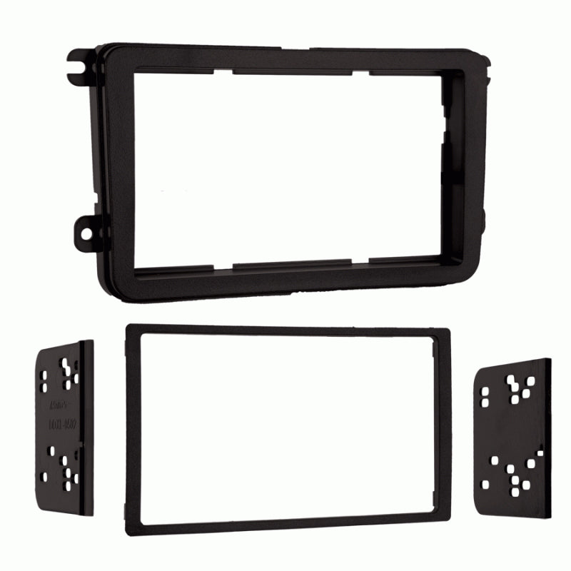 Metra 95-9011B Volkswagen 2005-Up Double DIN Dash Kit