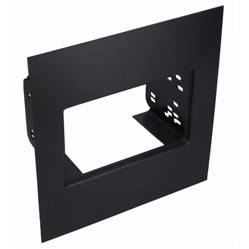 Metra 95-9999 Universal Double DIN Mounting Kit - Lockdown Security