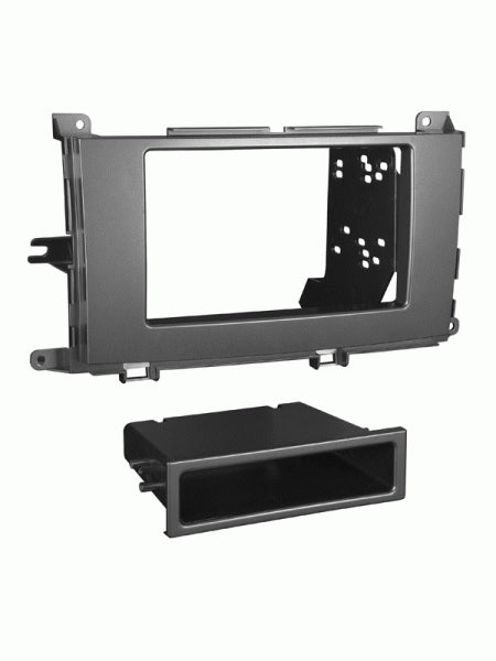 Metra 99-8229S 2011 - 2014 Toyota Sienna Single and Double DIN Dash Kit - Lockdown Security