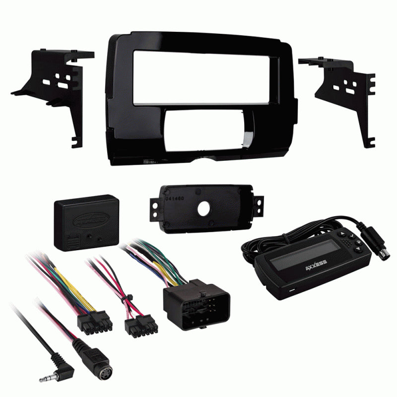 Metra 99-9700 2014+ Harley Davidson Single DIN Dash Kit - Lockdown Security