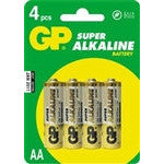 GP Batteries AA 1.5 Volt Batteries (4 Pack) - Lockdown Security