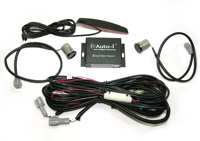 Auto-i BSD1000D Blind Spot Detection Kit - Lockdown Security