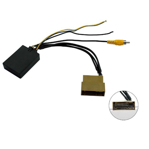 Connects2 CAM-VW2-RT Volkswagen OEM Back Up Camera Retention Harness - Lockdown Security