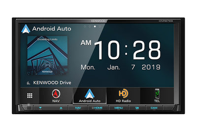 Kenwood DNR876S | Digital Media | Garmin Navigation | Apple CarPlay and Android Auto - Lockdown Security