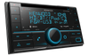 Kenwood DPX794BH 2-DIN CD Receiver with Bluetooth & HD Radio - Lockdown Security