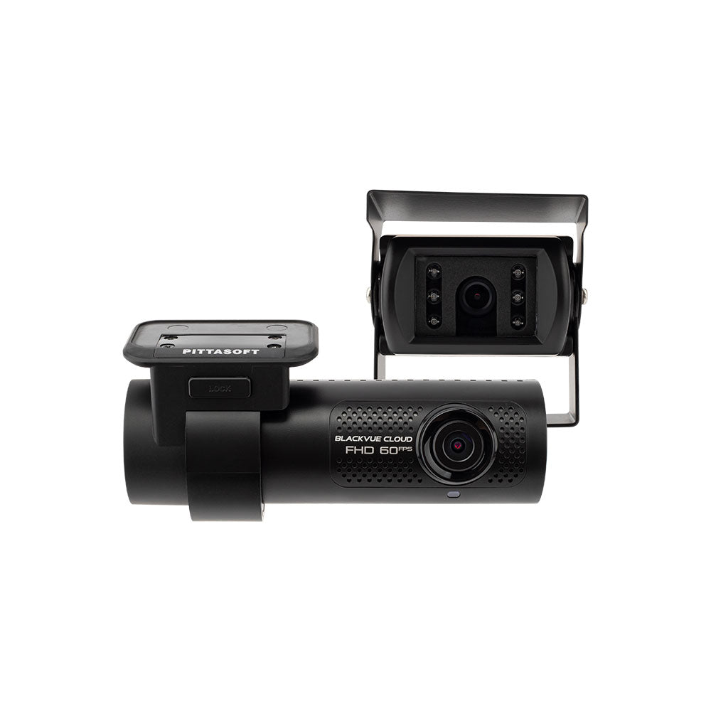 Blackvue DR750X-2CH Truck Dash Camera | 1080p | 60fps |  32GB Memory Card | WiFi + Cloud - Lockdown Security