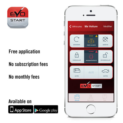 Fortin EVO-START2 | NO FEES! | ONTARIO & QUEBEC ONLY - Lockdown Security